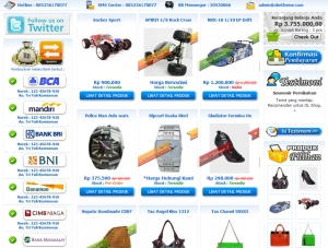 Download Template Toko Online Gratis